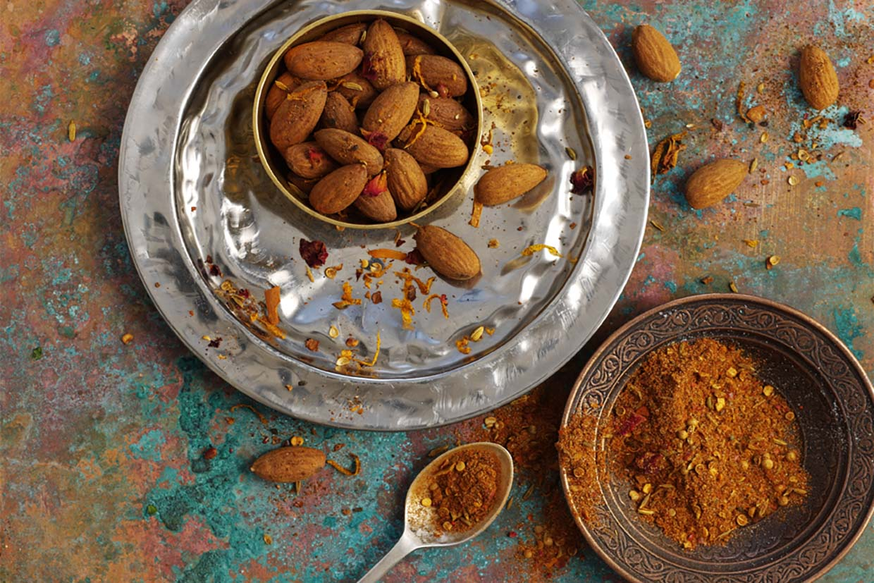 almonds with north African spices.jpg